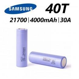 Batterie Samsung 21700 - 40T - 30A - 4000mAh
