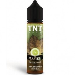 Aroma concentrato 20ml TNT Vape The Master