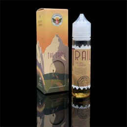 The Trail - Java, Apple & Rhubarb - The Climber's Series -  by Clamour Vape & The Vaping Gentlemen Club
