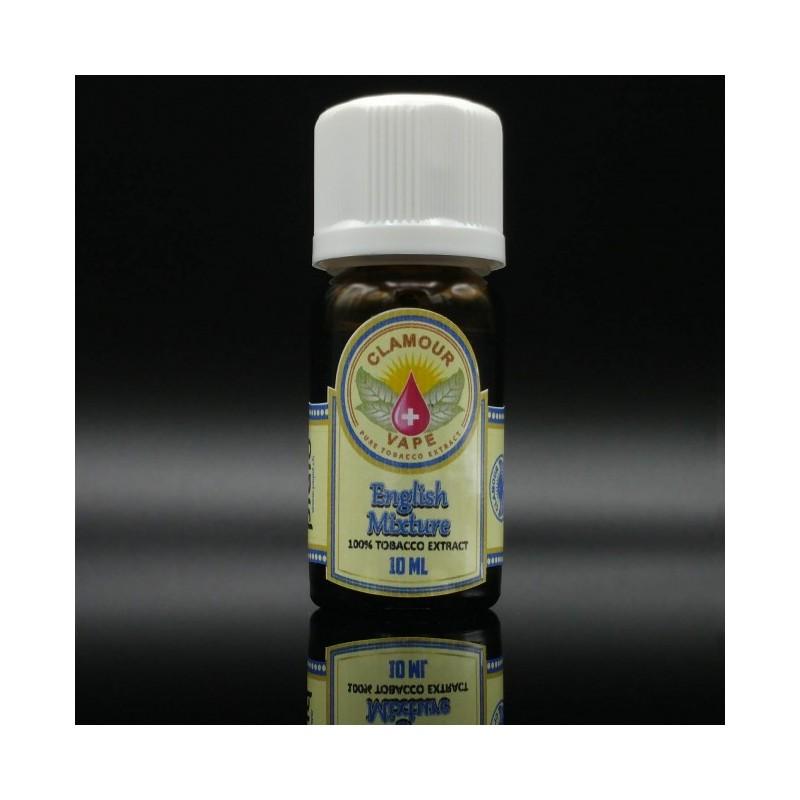 Aroma concentrato 10ml Clamour Vape English Mixture
