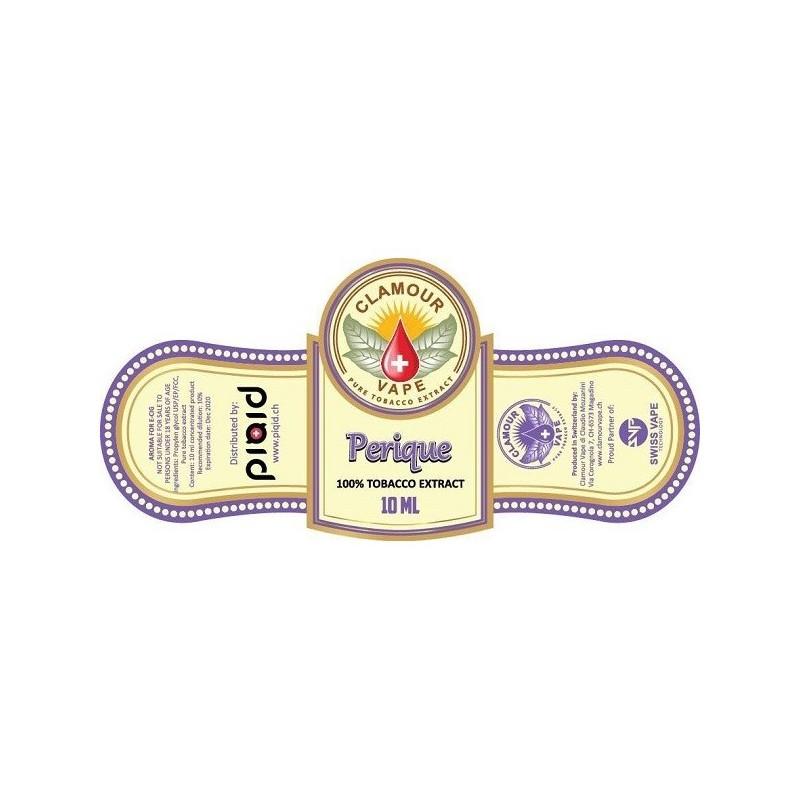 Aroma concentrato 10ml Clamour Vape Perique