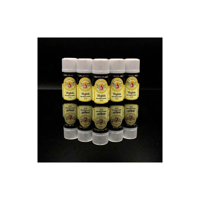 Aroma concentrato 10ml Clamour Vape Virginia