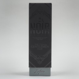 Aroma concentrato 20ml Zefiro Noir - The Vaping Gentlemen Club