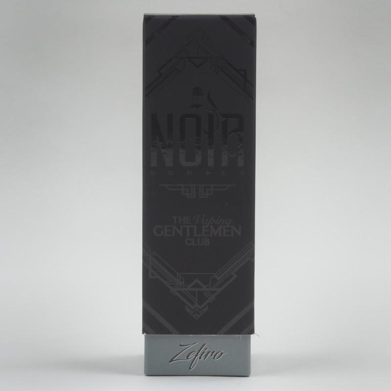 Aroma concentrato 20ml Zefiro Noir - The Vaping Gentlemen Club