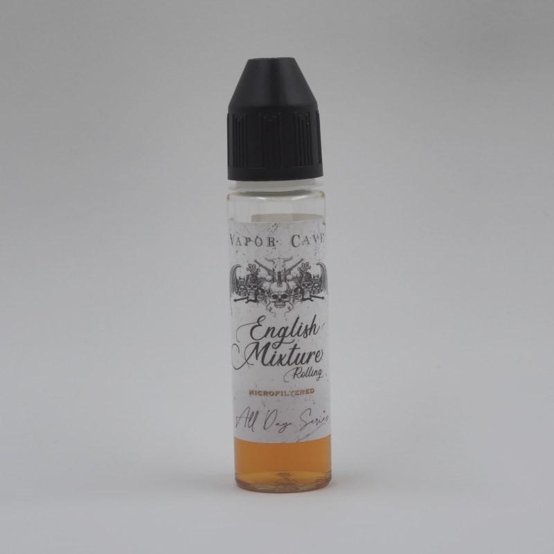 Vapor Cave All Day Series aroma scomposto 20ml English Mixture