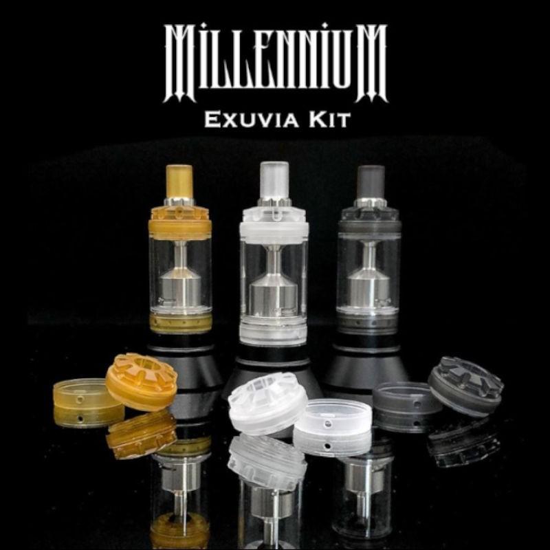 Kit estetico Exuvia per Milennium RTA