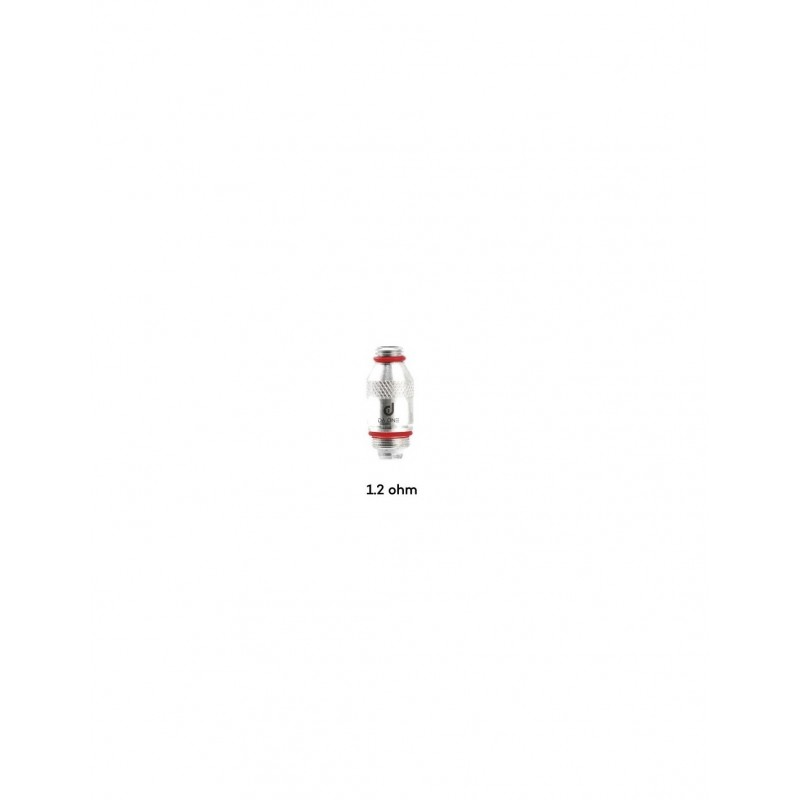 Testine di ricambio da 1,2 ohm per Barrel Starter Kit - Da One