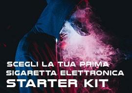 Starter kit per sigaretta elettronica
